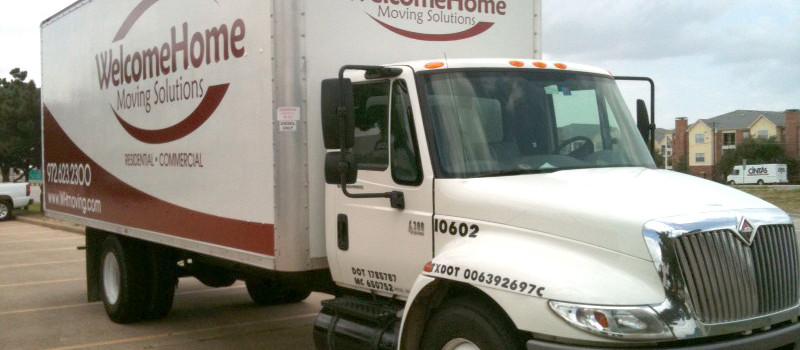 Lets get ready for Movers • Welcome Home Moving Solutions